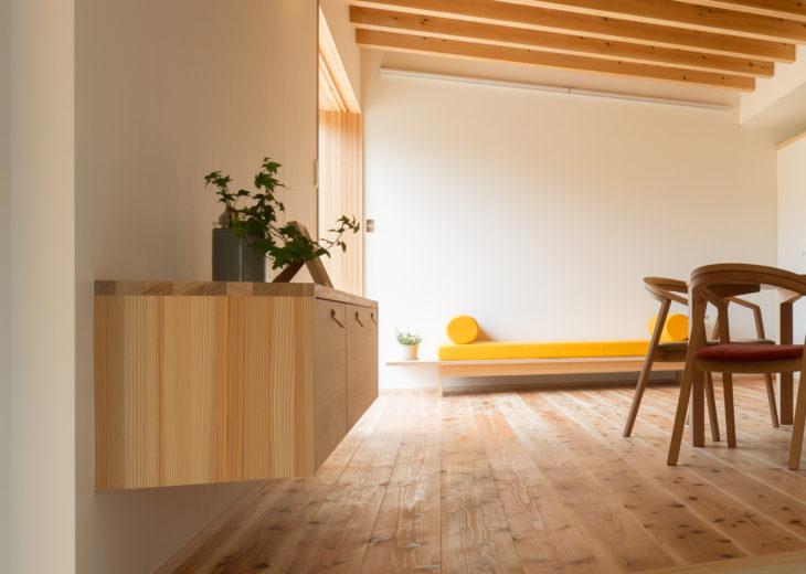 キノイエ|上越・糸魚川・妙高で自然素材の家づくり|小さくつくって大きく暮らす|パッシブデザイン住宅|