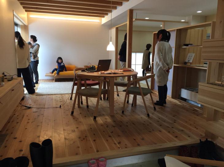 木の家フェスタinクリナップ上越|上越市・妙高市・糸魚川市の工務店|注文住宅|木の家づくりハウスメーカー|キノイエ|