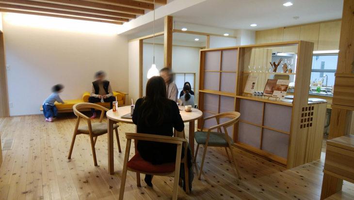 |kinoie cafe & mache #2|上越・糸魚川・妙高の工務店|新築・リフォーム|自然素材の注文住宅|キノイエ|