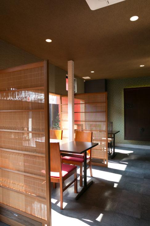 山茶花|和食料理|旬彩|カネタ建設|上越・糸魚川・妙高の木の家|新築・リフォーム|キノイエ|