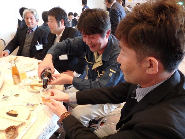 |新年会|カネタ建設|上越・糸魚川・妙高の工務店|新築・リフォーム|自然素材の注文住宅|キノイエ|