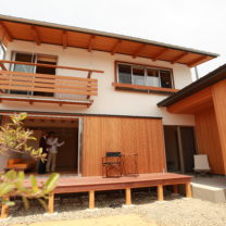 庭木|キノイエ|新潟県上越市・妙高市・糸魚川市の注文住宅|木の家づくり工務店|