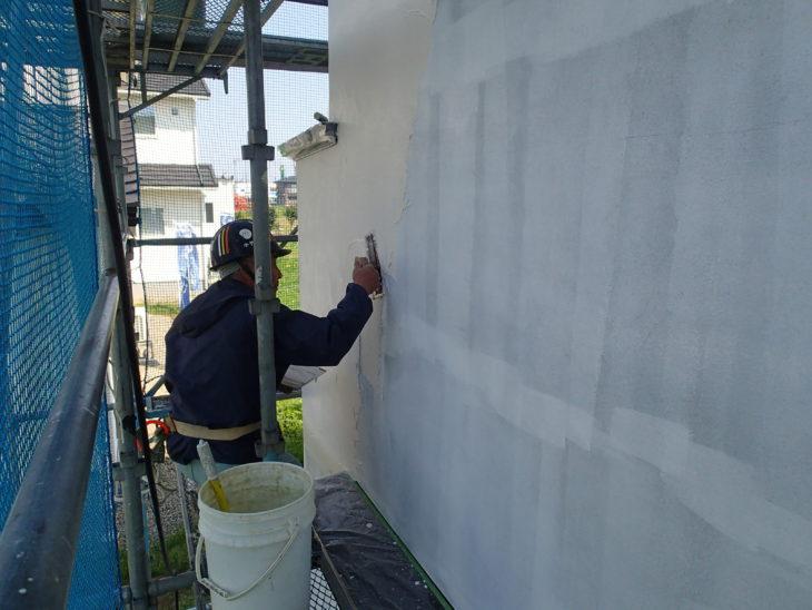 西洋漆喰|キノイエ|新潟県上越市・妙高市・糸魚川市の注文住宅|木の家づくり工務店|