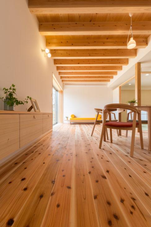 キノイエ上越モデルハウス|キノイエ|新潟県上越市・妙高市・糸魚川市の注文住宅|木の家づくり工務店|