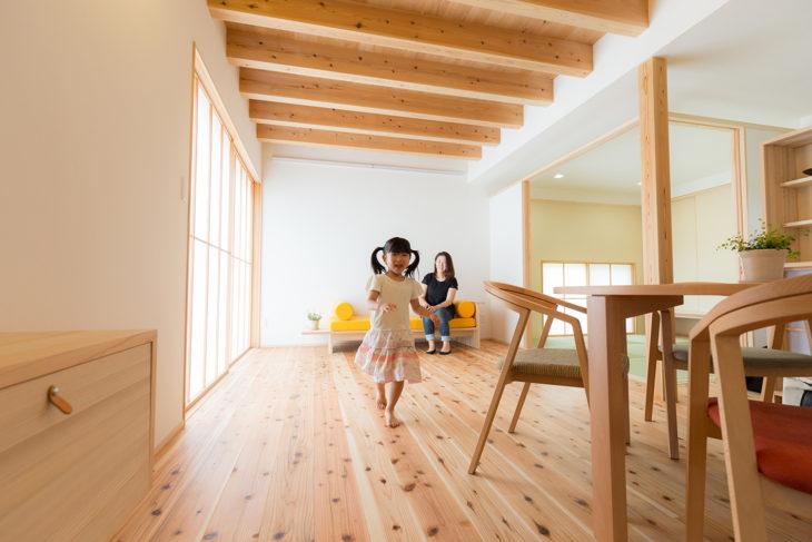 健康住宅|上越市・妙高市・糸魚川市の注文住宅|木の家づくり工務店|キノイエ|自然素材|