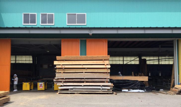 糸魚川市_製材工場