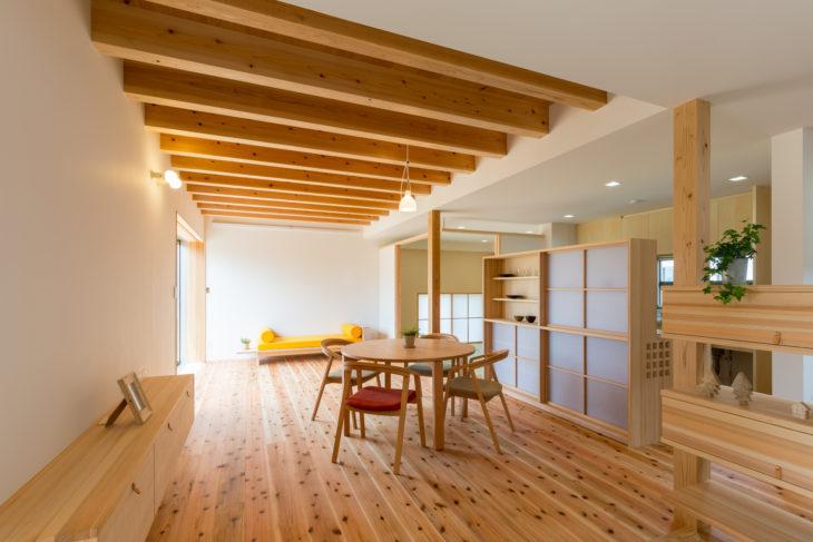 上越モデルハウス|キノイエ|上越・糸魚川・妙高の注文住宅工務店|小さな邸宅|最高の地元ライフ