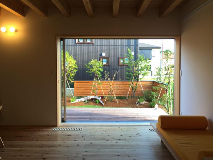 キノイエ‗塩屋新田の家
