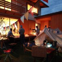 おうちキャンプ|キノイエ|新潟県上越市・妙高市・糸魚川市の注文住宅|木の家づくり工務店|