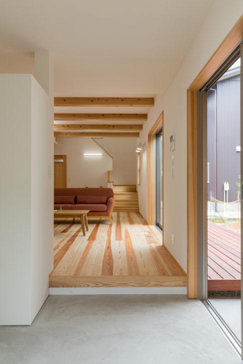 平牛の家|上越市・妙高市・糸魚川市の工務店|注文住宅|木の家づくりハウスメーカー|キノイエ|