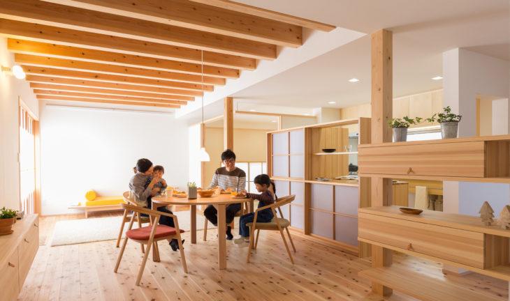 |上越市・妙高市・糸魚川市の注文住宅|木の家づくり工務店|キノイエ|