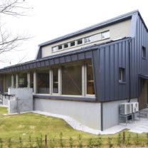 前沢パッシブハウス|黒部市|YKK|上越市・妙高市・糸魚川市の注文住宅|木の家づくり工務店|キノイエ|