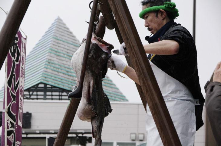 糸魚川荒波あんこう祭り|上越市・妙高市・糸魚川市の工務店|注文住宅|木の家づくりハウスメーカー|キノイエ|