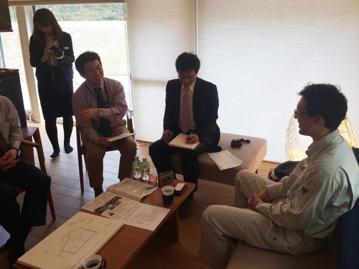 YKK AP|メディアレポート|上越市・妙高市・糸魚川市の工務店|注文住宅|木の家づくりハウスメーカー|キノイエ|