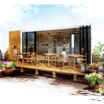 雪の香テラス|正香園|上越・糸魚川・妙高の注文住宅工務店|木の家の新築・リフォーム|キノイエ|
