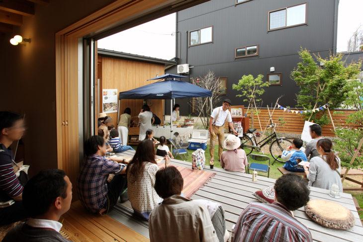 |1周年記念|上越・糸魚川・妙高で建てる木の家|注文住宅工務店|新築・リフォーム|キノイエ|