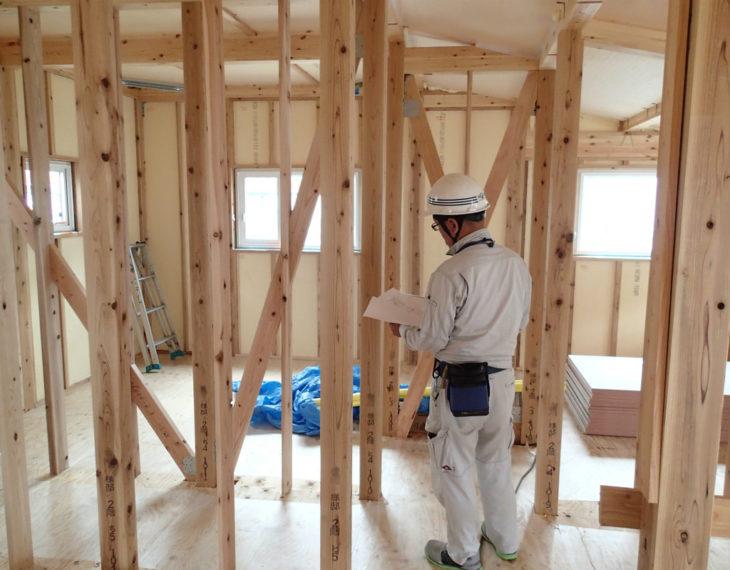 金物検査|上越・糸魚川・妙高の家づくり|木の家の注文住宅工務店|キノイエ|