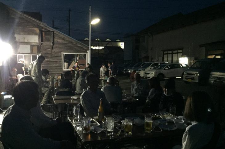 |納涼会|ビアガーデン|カネタ建設|上越・糸魚川・妙高の家づくり|木の家の注文住宅工務店|キノイエ|