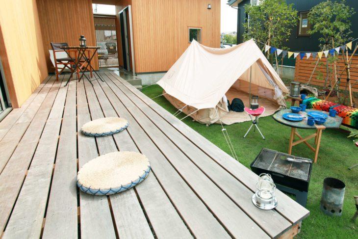 ノルディスクテント|上越・糸魚川・妙高の家づくり|木の家の注文住宅工務店|キノイエ|