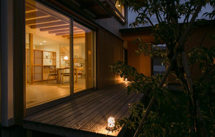 |ソトとナカをつなぐ暮らし|上越・糸魚川・妙高で建てる木の家|注文住宅工務店|新築・リフォーム|キノイエ|