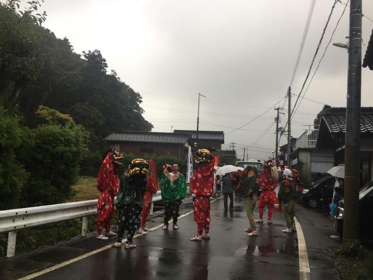 水前神社秋季例大祭||上越・糸魚川・妙高で高性能エコハウス|木の家の注文住宅工務店|キノイエ|