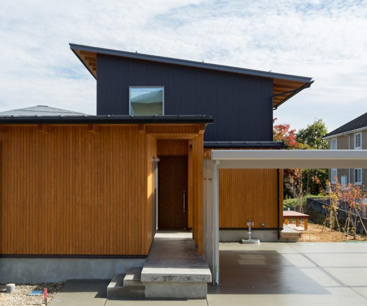 大和の家|完成見学会|上越・糸魚川・妙高の工務店|新築・リフォーム|自然素材の注文住宅|キノイエ|