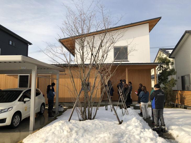 |デザイン住宅|上越・糸魚川・妙高の工務店|新築・リフォーム|自然素材の注文住宅|キノイエ|