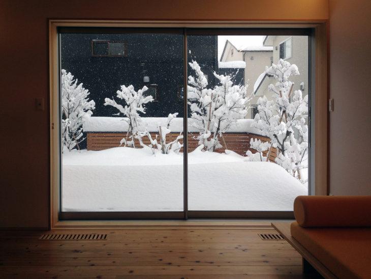 |あたたかい家|パッシブデザイン|上越・糸魚川・妙高の工務店|新築・リフォーム|自然素材の注文住宅|キノイエ|