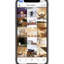 instagram|インスタグラム|上越・糸魚川・妙高の家づくり|自然素材の工務店|新築・リフォーム|自然素材の注文住宅|キノイエ|カネタ建設|
