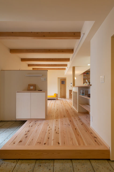 |西本町の家|完成見学会|上越・糸魚川・妙高の工務店|新築・リフォーム|自然素材の注文住宅|キノイエ|カネタ建設|