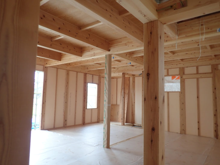|上刈の家|上越・糸魚川・妙高の工務店|新築・リフォーム|自然素材の注文住宅|木の家|キノイエ|カネタ建設|