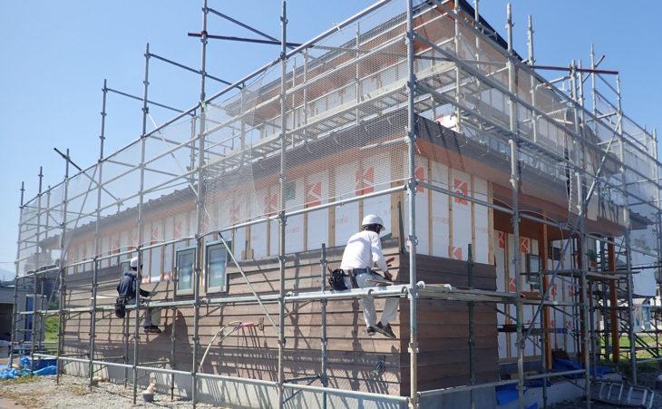 |上刈の家|高気密高断熱|パッシブデザイン|上越・糸魚川・妙高の工務店|新築・リフォーム|自然素材の注文住宅|キノイエ|カネタ建設|