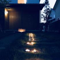 |よるカフェ|上越・糸魚川・妙高の工務店|新築・リフォーム|自然素材の注文住宅|キノイエ|カネタ建設|