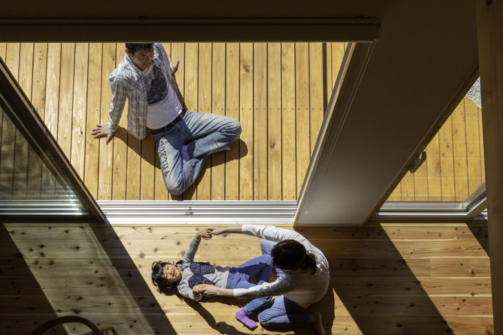 |のどかに暮らす家|板倉地区|上越・糸魚川・妙高の家づくり|木の家をつくる工務店|新築・リフォーム|自然素材の注文住宅|キノイエ|カネタ建設|高気密高断熱|パッシブデザイン|