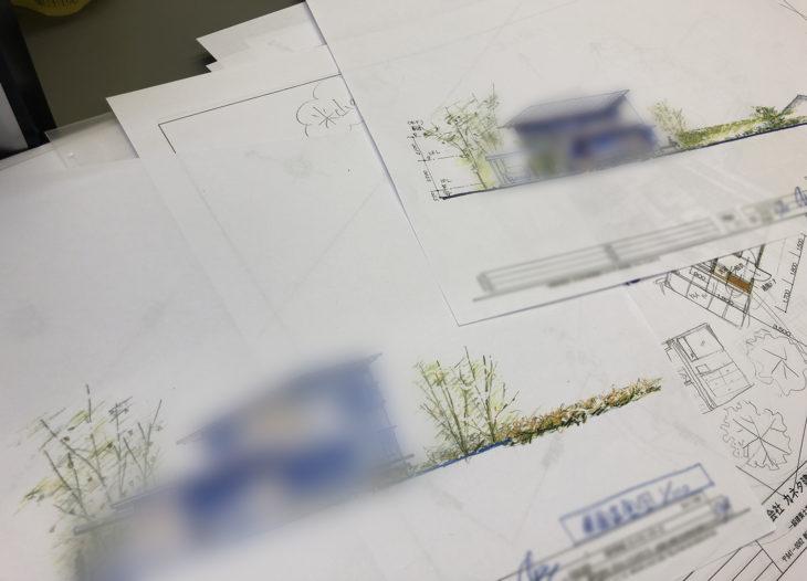 |米山を望む家|上越・糸魚川・妙高の家づくり|木の家をつくる工務店|新築・リフォーム|自然素材の注文住宅|キノイエ|カネタ建設|高気密高断熱|パッシブデザイン|