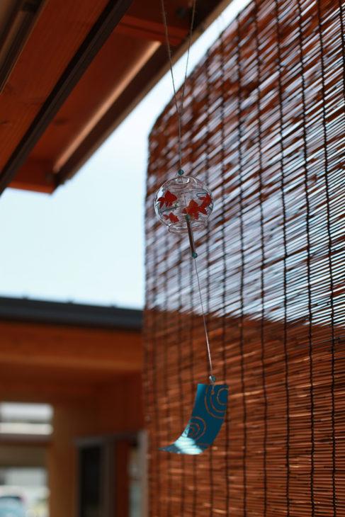 |涼のある暮らし|涼を楽しむ暮らし|上越・糸魚川・妙高の家づくり|木の家をつくる工務店|新築・リフォーム|自然素材の注文住宅|キノイエ|カネタ建設|高気密高断熱|パッシブデザイン|
