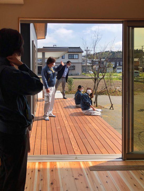 |南寺町の家|完成見学会|上越・糸魚川・妙高の家づくり|木の家をつくる工務店|新築・リフォーム|自然素材の注文住宅|キノイエ|カネタ建設|高気密高断熱|パッシブデザイン|