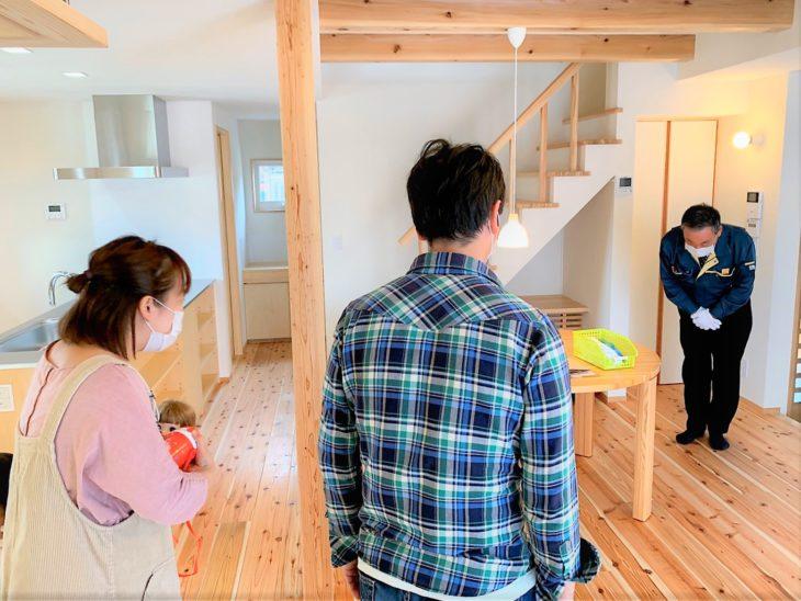 |南寺町の家|お引渡し|上越・糸魚川・妙高の家づくり|木の家をつくる工務店|新築・リフォーム|自然素材の注文住宅|キノイエ|カネタ建設|高気密高断熱|パッシブデザイン|