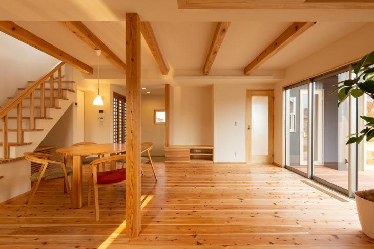 |南寺町の家|施工写真|上越・糸魚川・妙高の家づくり|木の家をつくる工務店|新築・リフォーム|自然素材の注文住宅|キノイエ|カネタ建設|高気密高断熱|パッシブデザイン|