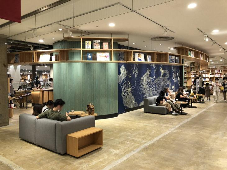無印良品|新潟|直江津|上越市|世界最大|BOOKS & CAFÉ|MUJI BOOKS|スターバックスコーヒー