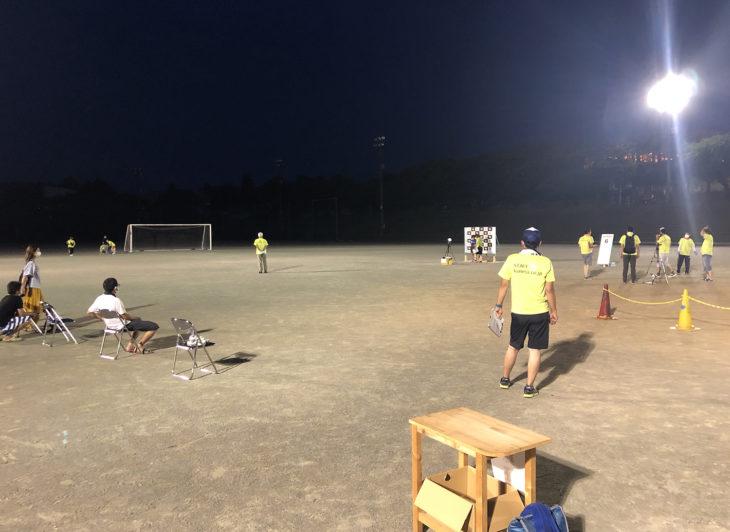 オレンジフェア2020特別企画|挑戦するなつやすみ|糸魚川市|カネタ建設|野球|サッカー|糸魚川中学校|美山球場