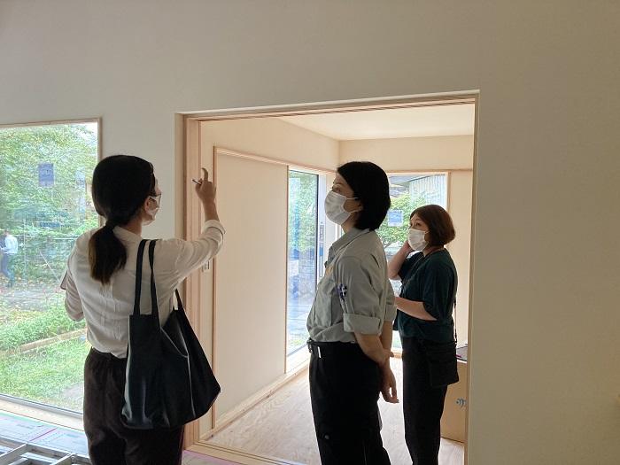 完成見学会|上越の平屋|陀羅尼町の家|上越|木の家|新築|リフォーム|注文住宅|キノイエ|カネタ建設|高気密高断熱|パッシブデザイン|