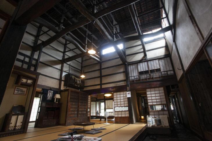旧今井染物屋|上越市高田|小さな邸宅キノイエ|カネタ建設